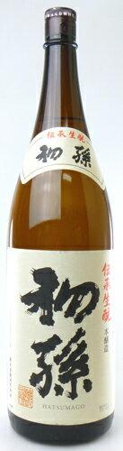 【東北銘醸株式会社】初孫 伝承生もと(でんしょうきもと) 1800ml 山形の日本酒