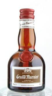 Grand Marnier Cordon Rouge miniature 50 ml liquor adult gifts