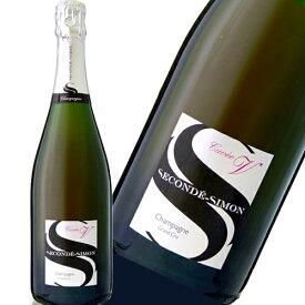 スゴンデ・シモン ブリュット グラン・クリュ ロゼ キュヴェV  RM 自然派シャンパン シャンパーニュ ホワイトデー プレゼント