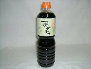 町田醤油味噌醸造所 本醸造しょうゆ あぜみち1リットル 1本