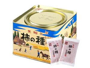 元祖浪花屋)柿の種進物缶27g×12袋