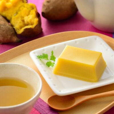 【秋冬限定】和風デザートさつま芋とうふ[65g×3個]×6袋セット