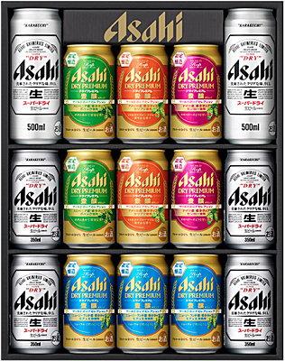 【送料無料】アサヒビール5種類セット DWV-4 ※クール便ならびに離島・沖縄県へのお届けは別途送料がかかります。送料表をご確認下さい。