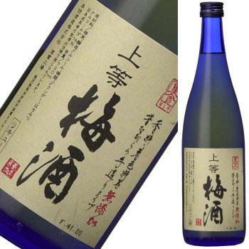星舎無添加上等梅酒【本坊酒造・鹿児島県】720ml