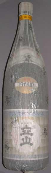 立山 吟醸 1800ml★ご発送はリサイクルダンボールとなります。ギフトご希望の場合、ギフト箱代110円加算致します。