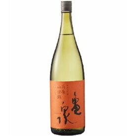 亀泉 純米大吟醸 山田錦 生酒 1800ml 148
