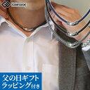 [父の日プレゼント ギフト]【送料無料】磁気ネックレス コラントッテ ネックレス クレストR 父の日/プレゼント/ギフト/磁気ネックレス おしゃれ メンズ