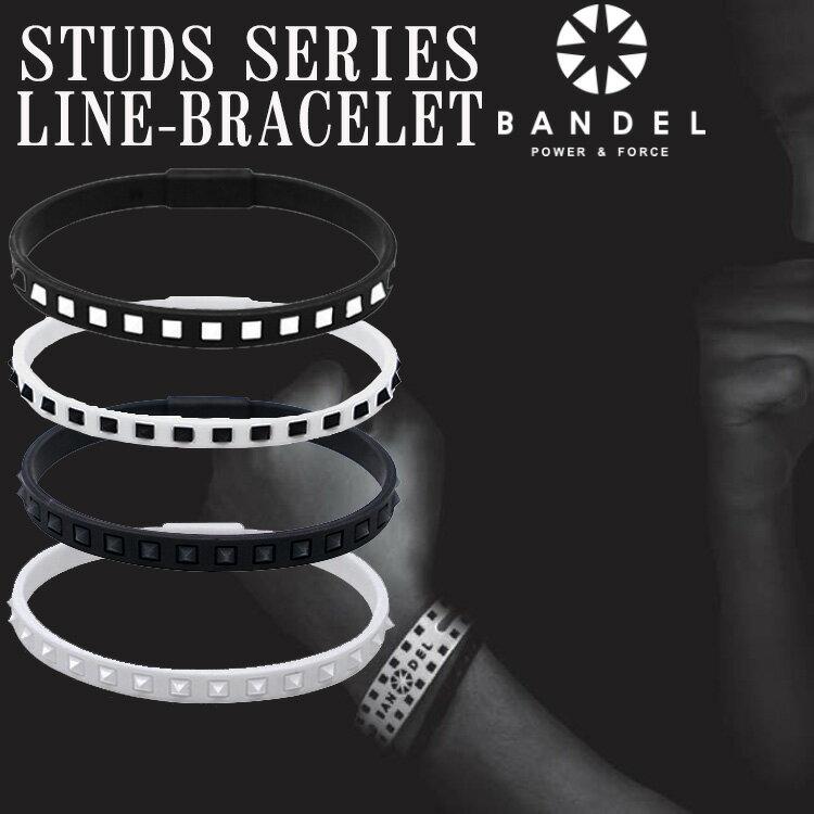 バンデル 新作 スタッズライン ブレスレット BANDEL studsline bracelet