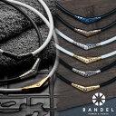 【送料無料】BANDEL バンデル チタン ラバー ネックレス titan rubber necklace おしゃれなスポーツネックレス スポー…