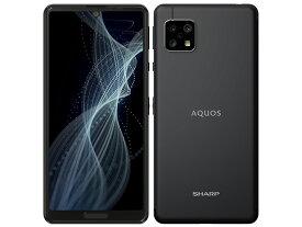 新品 AQUOS sense4 SH-M15 SIMフリー [ブラック] (SIMフリー) 送料無料