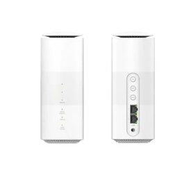 【新品未使用品】SIMフリー ホームルーター Speed Wi-Fi HOME 5G L11 [ホワイト] 楽天SIM対応【即納】【あす楽】
