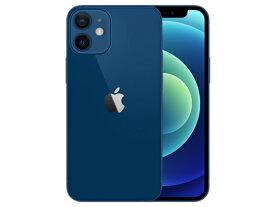 【新品】【未開封品】iPhone 12 mini 64GB SIMフリー [ブルー] MGAP3J/A 送料無料 【即納】【あす楽】【プレゼント】【ギフト】【家族】