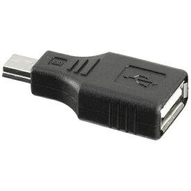 MiniUSB ホスト変換コネクタminiUSB B(オス)-USB A(メス)SSA SUAF-MIHBminiUSB搭載のタブレットでUSB周辺機器が使えるメール便配送対応
