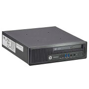 【中古】省スペースデスクトップパソコンHPElitedesk800G1USDTWindows10Pro64bitCorei7-4770Sメモリ8GBHDD500GBオプション選択対応【RCP】宅急便配送