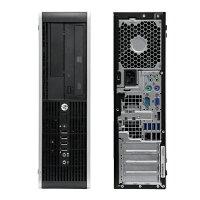 【中古】HPCompaqPro6300SFFメモリ8GB/Win10Pro64bit搭載第3世代Corei3(3.3GHz)/500GBデスクトップパソコン中古省スペースデスクトップPC【RCP】宅急便配送