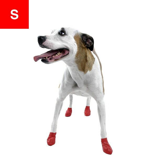 【PAWZドッグブーツ S】 PAWZ/ 小型犬 中型犬/犬 靴/ドッグブーツ/犬用靴/滑り止め ブーツ/ラバー ブーツ/靴下 雨/レインブーツ/ドッググッズ/犬用グッズ/犬用品/肉球保護/アルファアイコン/ALPHAICON/汚れ防止/使い捨て/丈夫/頑丈/雪