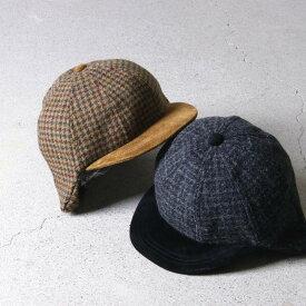 Hender Scheme エンダースキーマ tweed ear cap ツイードイヤーキャップ