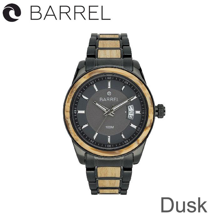 BARREL(バレル)Dusk (Black Wood) 【送料・代引手数料無料】≪あす楽対応≫