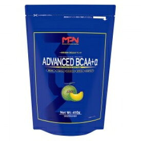 Advanced BCAA + α(メロン) 【410g】≪あす楽対応≫