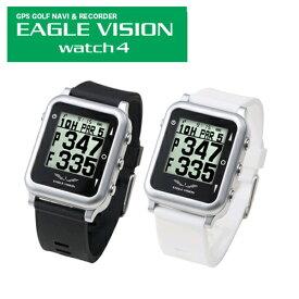 【ポイント10倍】EAGLE VISION -Watch4- イーグルビジョン ウォッチ4/GOLF NAVI EV-717【送料・代引手数料無料】≪あす楽対応≫
