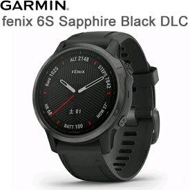 fenix 6S Sapphire Black DLC(フェニックス 6S サファイア ブラック DLC)fenix6S Sapphire Black DLC02159-7D【送料代引手数料無料】GARMIN(ガーミン)《あす楽対応》