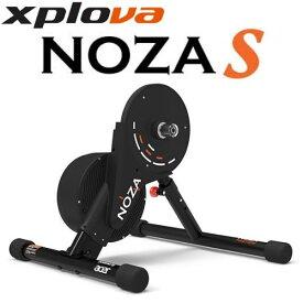 Xplova NOZA S Smart Trainer スマート トレーナーパワーメーター内蔵、自動負荷モデル、静音性にも優れてる【送料・代引き手数料無料】≪あす楽対応≫