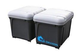 蓄電ドラゴンボックス24V 【AD-BP24】【送料無料!メーカー直送品(※代引不可)】