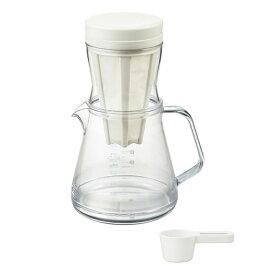 コーヒーサーバーストロン750(ホワイト)2WAYドリッパーセット