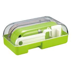 野菜調理器セット ビーンズ(グリーン)