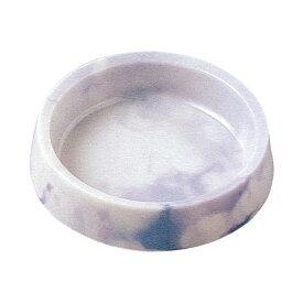 丸 マーブル灰皿(ブルー)