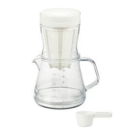 コーヒーサーバーストロン500(ホワイト)2WAYドリッパーセット