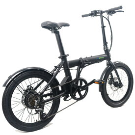 折りたたみ 電動アシスト自転車 20インチ 電動自転車 シマノ製7段変速機 ミニベロ 通勤 通学 便利 おすすめ 電動アシスト自転車に見えない