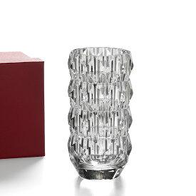 バカラ ベース ルクソール ラウンド 15cm 2813-291 Baccarat Louxor 【花瓶 ギフト 2813 291 結婚祝い プレゼント 贈り物】【あす楽対応】
