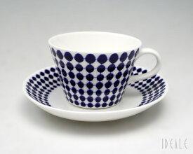 【復刻版】 グスタフスベリ アダム 491-06 コーヒーカップ&ソーサー GUSTAVSBERG Adam 【ギフト】