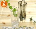 選べる2色 ホルムガード クロス ベース 25cm Holmegaard Crosses vase 【花瓶 マウスブロウ(手吹き) フラワーベース…