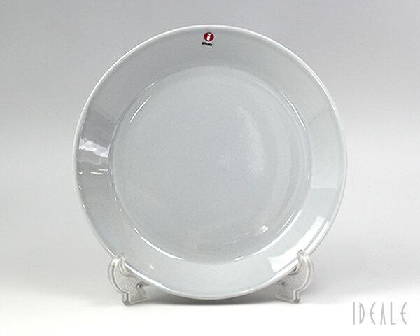 イッタラ ティーマ パールグレー 016232 プレート 21cm 【おしゃれ 北欧食器】【お皿】