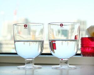 イッタラ レンピ 951169 グラス 350ml 2個入り(ペア) クリア 箱入り 【セット 赤ワイン 白ワイン ギフト】