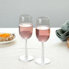 イッタラ ラーミ スパークリングワイン 240ml クリア ペア iittala Raami 366430 【グラス シャンパン セット ギフト】
