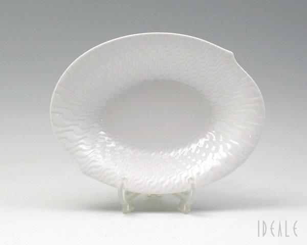 マイセン 波の戯れ 29284 オーバルプレート18cm 【お皿】【あす楽対応】
