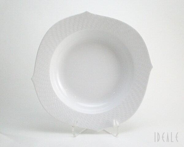 マイセン 波の戯れ 000001-29488 スープ 23.5cm【あす楽対応】