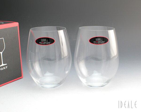 【期間限定!ラッピング無料♪】リーデル O(オー) 414/0 ワイン カベルネ ペア 【グラス ワイングラス セット 赤ワイン】[ラッピング無料]