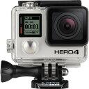 【生活応援5%クーポン+5%還元】GoPro ウェアラブルカメラ HERO4 ブラックエディション アドベンチャー CHDHX-401 GoPro HERO4 Black C…