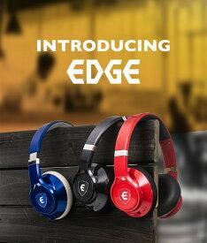【驚きの5%クーポン+5%還元】Nakamichi USA EDGE AI-Enhanced Wireless Headphones ナカミチ EDGE ELSA ワイヤレス ヘッドホン ブラック