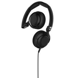 スカルキャンディ Skullcandy ローライダー ヘッドセット ヘッドフォン ブラック Lowrider Headphones with Rotating Earcups w/ Inline Mic & Volume