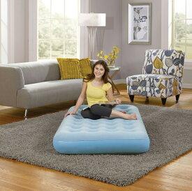 世界のシモンズ シングル ビューティースリープ スマートエアー 9インチ エアーベッド マットレス キャンプ 来客用 ご自宅で エアーベッド Simmons Beautysleep Smart Aire 9 Inch Twin Size Air Bed Mattress
