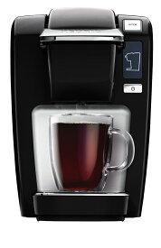 【感謝の!クーポン発行中】KEURIG キューリグ カートリッジ式 コーヒーメーカー コーヒーマシン Keurig K15 Coffee Maker Black (New Packaging) 輸入 キッチン 家電【母の日】