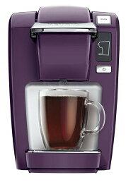 KEURIG K15 キューリグ カートリッジ式 コーヒーメーカー コーヒーマシン Coffee Maker Black Plum