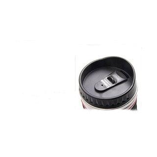 カメラ一眼レフレンズ型保温ステンレスマグカップタンブラー