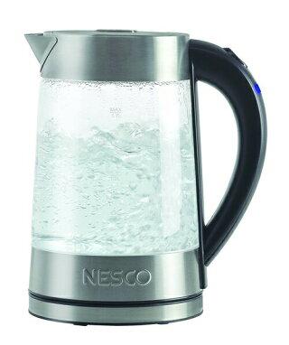 ネスコNescoGWK-02グラスケトル電気ケトル