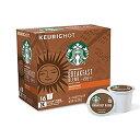 【生活応援20%還元クーポン】Keurig キューリグ Kカップ スターバックス ブレックファースト 16個入 Starbucks Breakfast Blend Coffe…